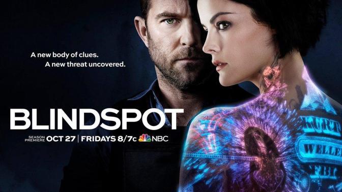 CUARTA TEMPORADA PARA 'BLINDSPOT' EN NBC