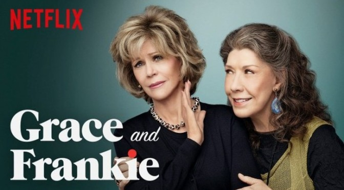 SEXTA TEMPORADA PARA 'GRACE AND FRANKIE'