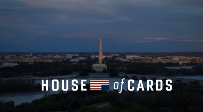 """HOUSE OF CARDS"" : PRODUCCIÓN SUSPENDIDA"