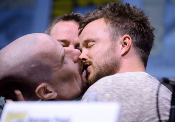Comic Con 2013 Breaking Bad Lovingseries