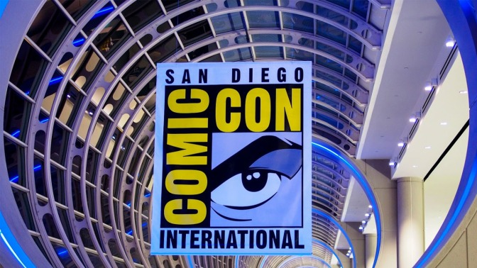 COMIC-CON 2018 : LISTA DE SERIES CONFIRMADAS