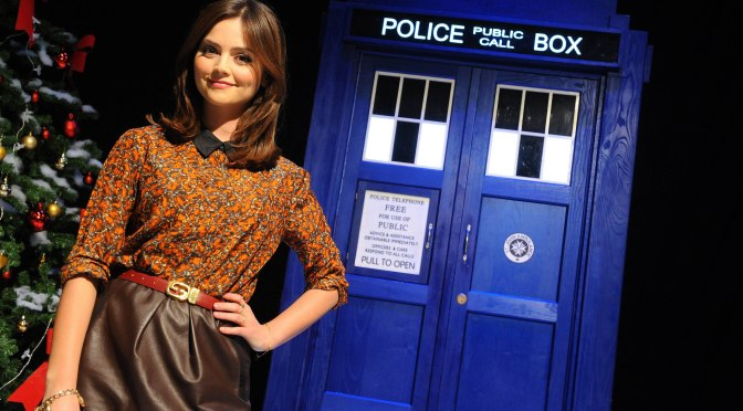 """THE IMPOSSIBLE GIRL"" (CLARA OSWALD)"