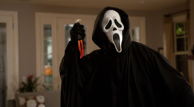 LUZ VERDE A SCREAM (MTV)