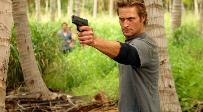 JOSH HOLLOWAY FICHA POR COLONY (USA NETWORK)