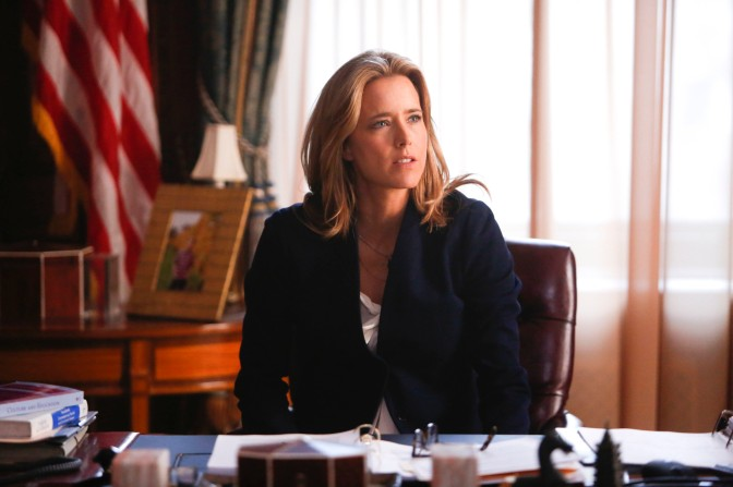 CBS ANUNCIA EL FINAL DE 'MADAM SECRETARY'