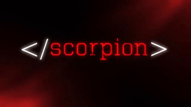 'SCORPION' : CANCELADA