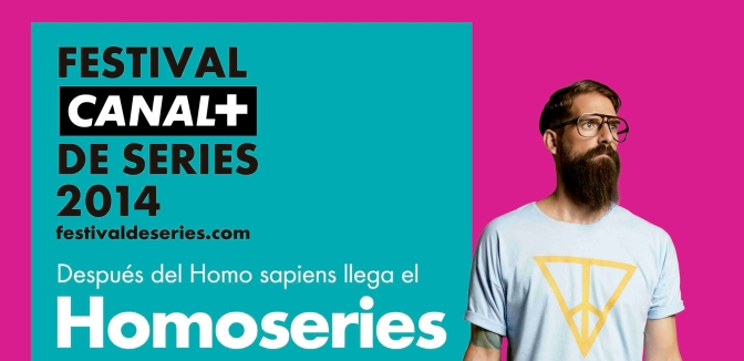 FESTIVAL DE SERIES 2014 (BARCELONA EDITION)