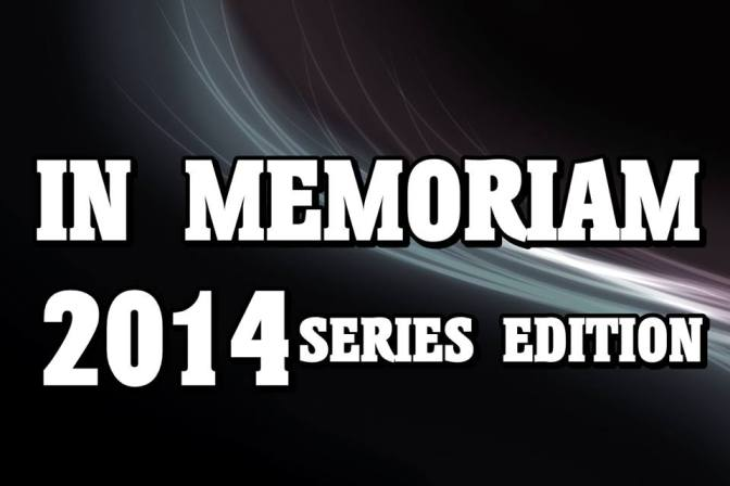 IN MEMORIAM 2014 (SERIES)
