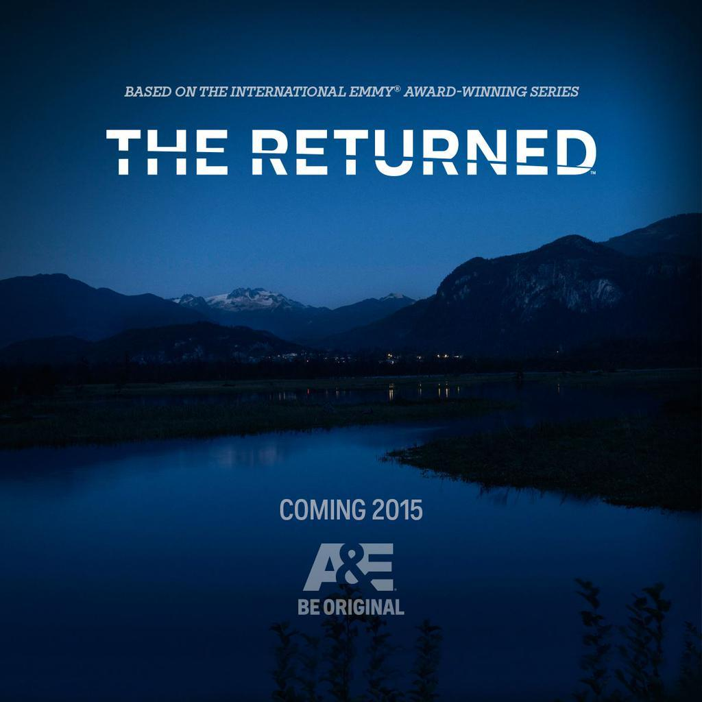 The Returned 1x04 Vose y Latino