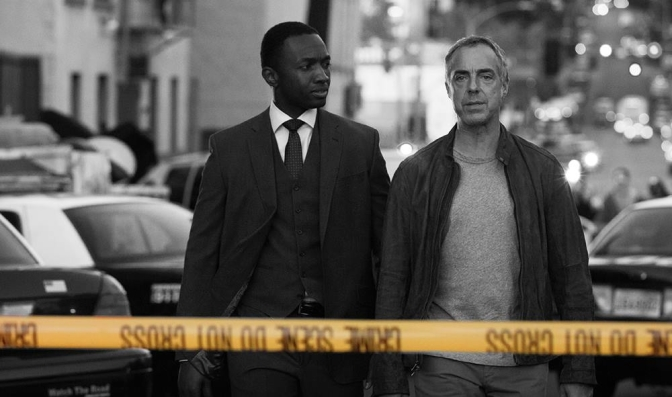 """LOS ANGELES CRIME STORY"" (BOSCH S1 REVIEW)"