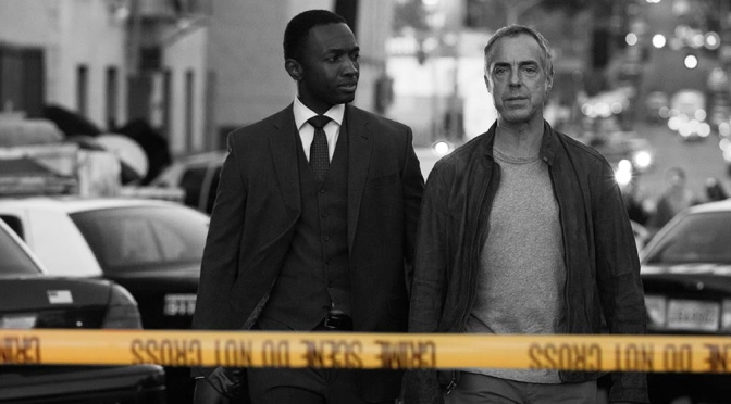 """""""LOS ANGELES CRIME STORY"""" (BOSCH S1 REVIEW)"""