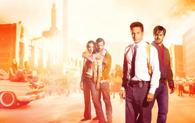 "NBC SE APUNTA AL ""BINGE WATCHING"" CON AQUARIUS"