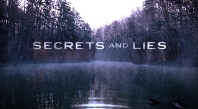 """SMALL TOWN. BIG SECRETS"" (SECRETS AND LIES REVIEW)"