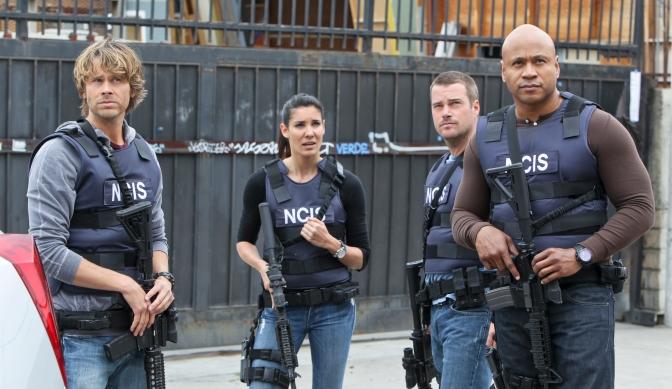CBS RENUEVA EL RESTO DE SU FRANQUICIA 'NCIS'