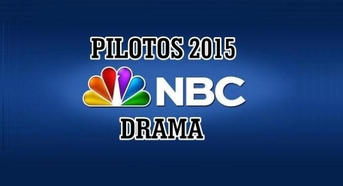 UPFRONTS'15 : NBC (DRAMAS)