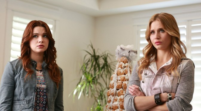 "NUEVAS TEMPORADAS PARA ""FAKING IT"" Y ""YOUNGER"""