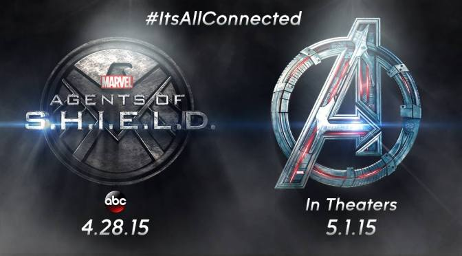"""IT'S ALL CONNECTED"" (AGENTS OF SHIELD 2×19)"