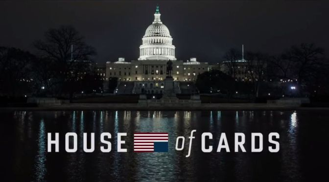 "NETFLIX ANUNCIA EL FINAL DE ""HOUSE OF CARDS"""