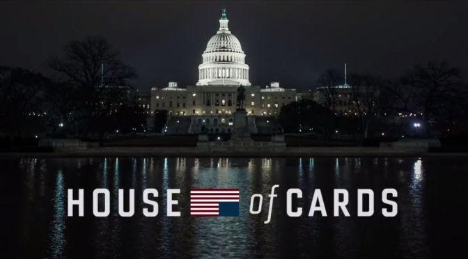 """""""HOUSE OF CARDS"""" VOLVERÁ CON ROBIN WRIGHT COMO NUEVA PROTAGONISTA"""