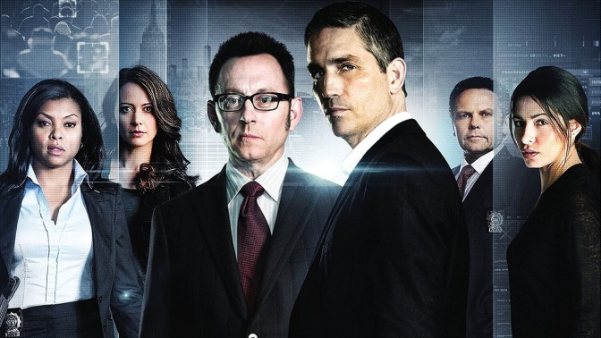 NYCC 2015 : PERSON OF INTEREST