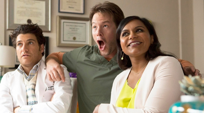 """THE MINDY PROJECT"" YA ES NUEVA SERIE DE HULU"