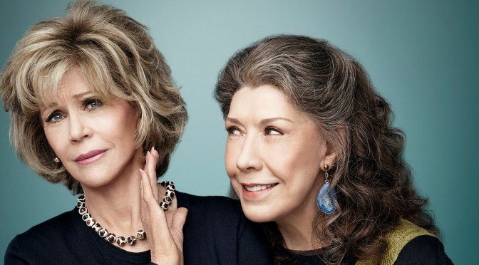 """GRACE AND FRANKIE"" RENOVADA EN NETFLIX"