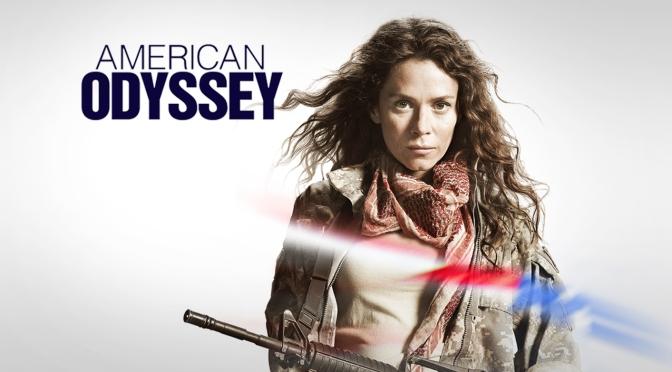 """""""AMERICAN ODYSSEY"""" ES CANCELADA POR NBC"""