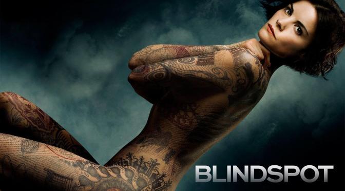 """JAIMIE ALEXANDER EN EL SET DE """"BLINDSPOT"""""""