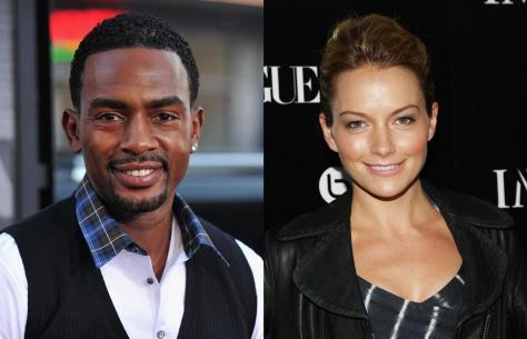 Bill Bellamy, Becki Netwon.