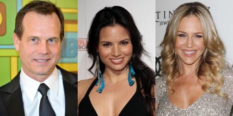 Bill Paxton, Katrina Law, Julie Benz.