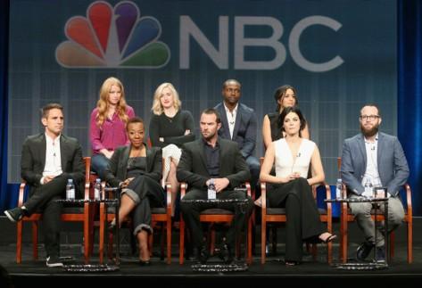 Panel de Blindspot (NBC).