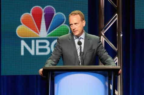 Robert Greenblatt, presidente de la NBC.