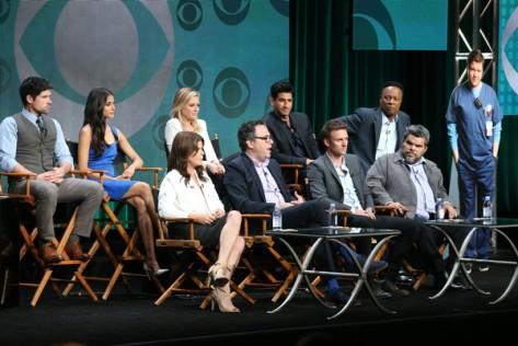 Panel de Code Black (CBS).