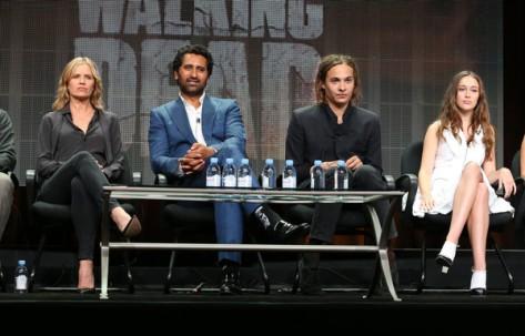 Panel de Fear The Walking Dead (AMC).