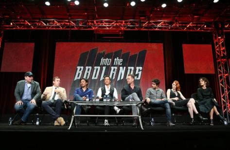 Into The Badlands (AMC).