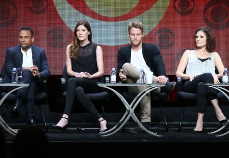 Panel de Limitless (CBS).