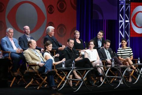 Panel de Life in Pieces (CBS).