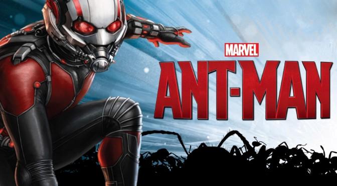 """""""UN DESAHOGO NECESARIO"""" (ANT-MAN REVIEW)"""