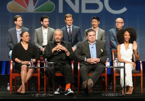 Panel de Chicago MED (NBC).