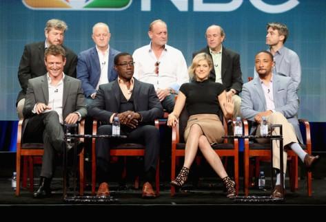 Panel de The Player (NBC).
