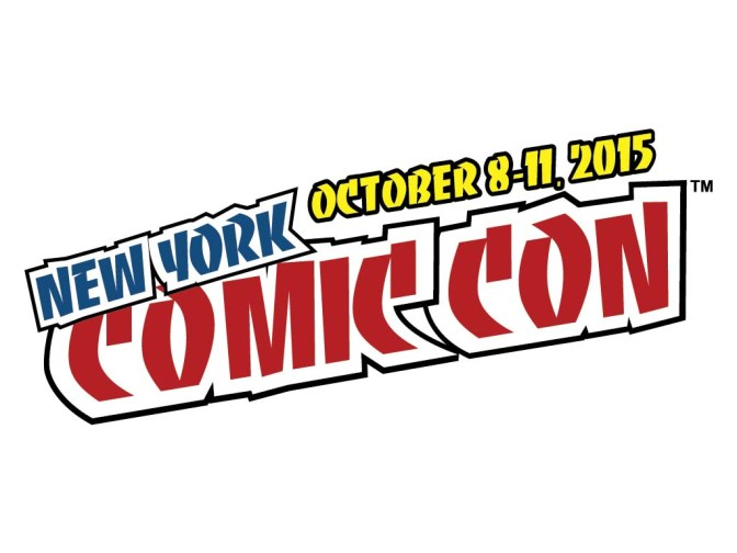 NEW YORK COMIC-CON 2015 (GUÍA COMPLETA + STREAM)