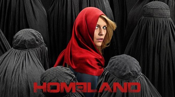 SORTEO : HOMELAND T4