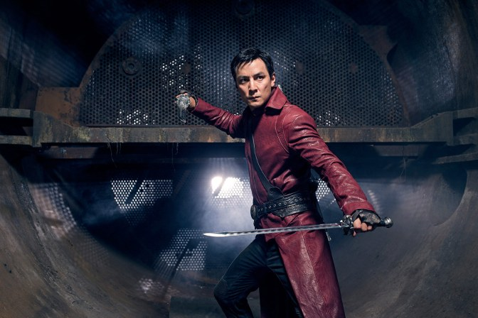 AMC ANUNCIA EL FINAL DE 'INTO THE BADLANDS'