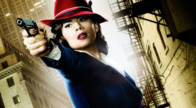 """Peggy moves to L. A."" (Agent Carter review)"