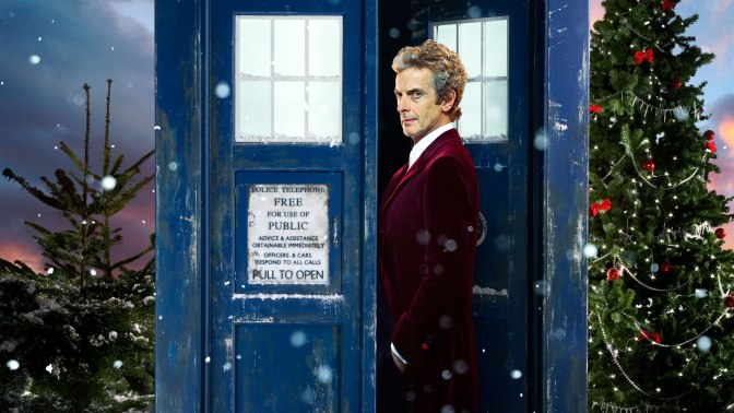 "PETER CAPALDI ABANDONARÁ ""DOCTOR WHO"" A FINAL DE AÑO"