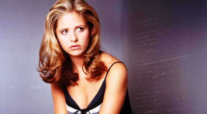 """5 RAZONES PARA VER BUFFY THE VAMPIRE SLAYER"""