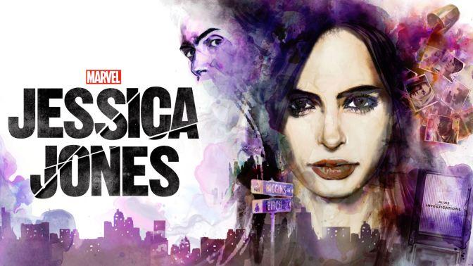 """JESSICA JONES"" TENDRÁ SEGUNDA TEMPORADA"