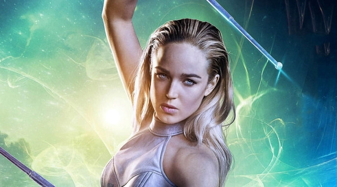 "CAITY LOTZ CONFIRMADA PARA ""THE CITY OF JUSTICE"""