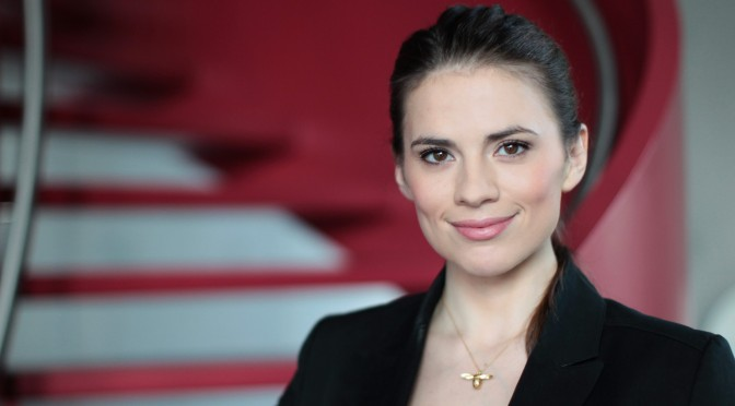 "HAYLEY ATWELL LIDERARÁ EL PILOTO ""CONVICTION"""