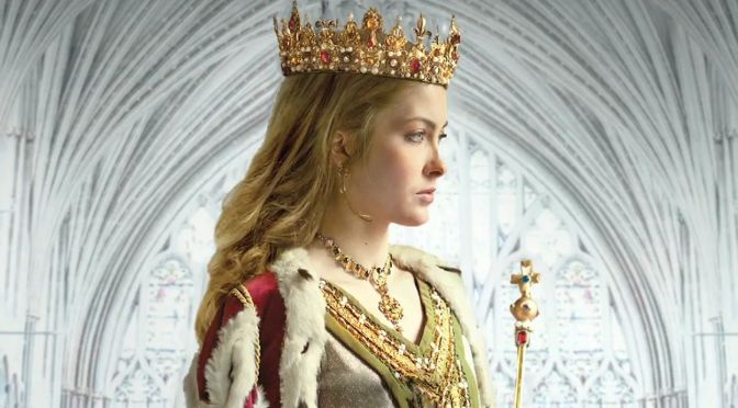 """THE WHITE PRINCESS"" ENCARGADA EN STARZ"